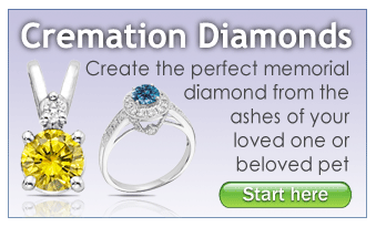Cremation Diamonds made from your loved one's ashes